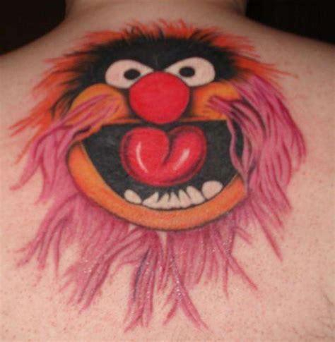 tattoo animal muppets metal as fukk muppet tattoos metal as fukk