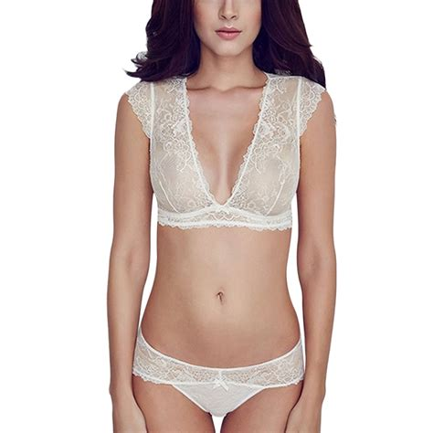 images of women in sheer nightgowns women sexy embroidery floral lace sheer thongs panty