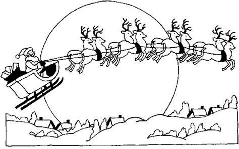 imagenes de santa claus en blanco y negro dibujos para colorear de santa claus y sus amigos