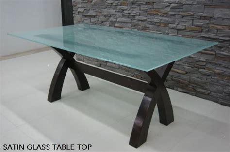 clear glass table top clear glass table top