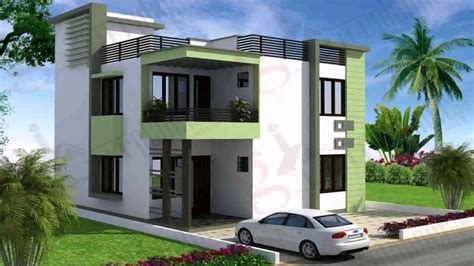 duplex style duplex house plans indian style 30 40 youtube