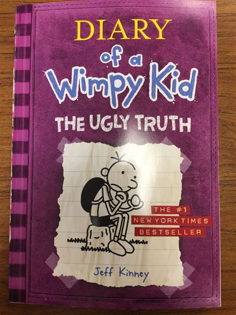 The Diary Of A diary of a wimpy kid 5 the book from sort