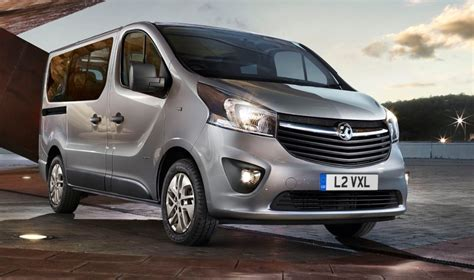 opel movano 2016 2016 vivaro and movano updates revealed gm authority