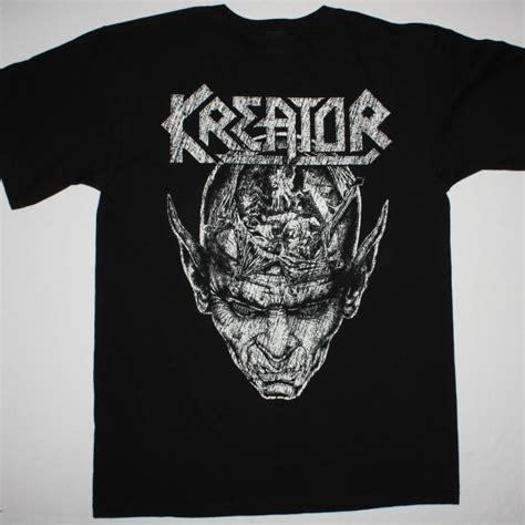 Tshirt Kreator Black kreator coma of souls 90 thrash sodom deathrow