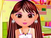 haircut games at gahe dora hair cut game 2 play online