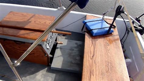 boat r updates installing an inboard motor in a small boat update 12 of