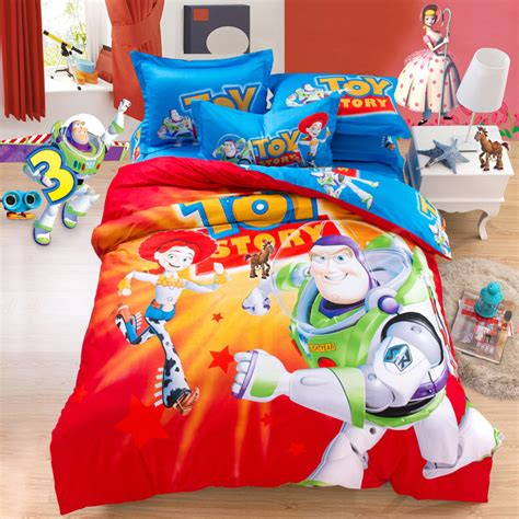 toy story twin comforter cartoon toy story kids bedding set twin queen king size