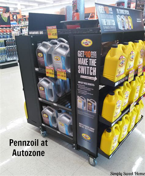 autozone synthetic change special