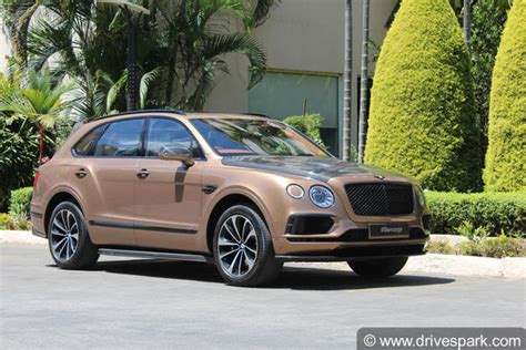 bentley bangalore bentley bentayga w12 india tour covers 5 000 kilometers