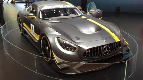 More AMG GT variants are coming, including a GT4 racecar   Autoblog