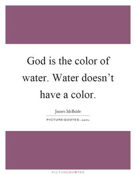 the color of water 28 images mcbride the color of