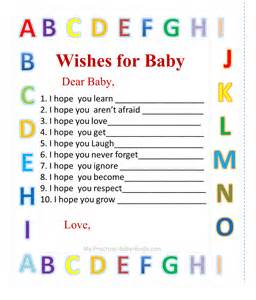 alphabet blocks baby shower ideas my practical baby