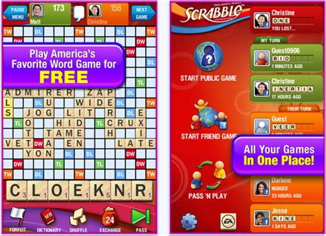 original scrabble free top 10 evergreen yet free iphone apps to kill your