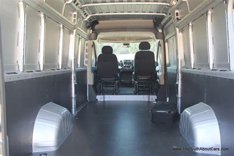 Ram Promaster Interior by 2014 Ram Turbo Autos Post