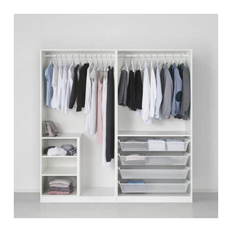 paxplaner ikea kleiderschrank pax wardrobe white bergsbo white 200x60x201 cm ikea