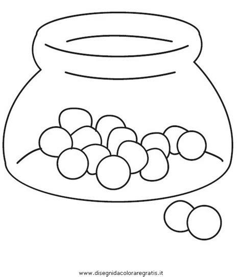 dia trasporto alimenti disegno caramella caramelle 06 alimenti da colorare