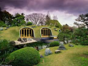 Cheapest Prefab Homes Hobbit Holes By Green Magic Homes Are Ready Made And Come