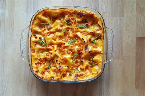 cucinare la lasagna lasagne alla zucca la ricetta al forno