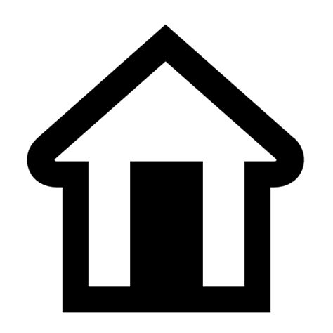 collection of home icons free