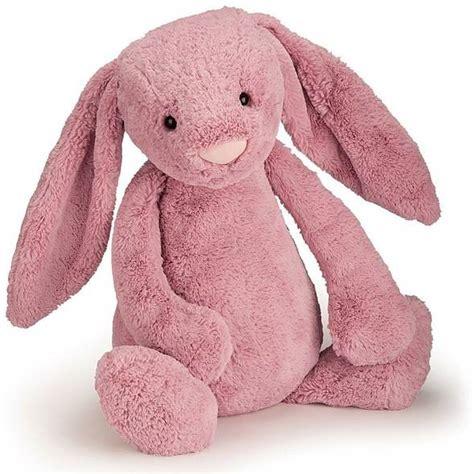 Jelly Cat Large Bashful Pink Bunny bashful bunny tulip 67 cm dr 246 m design