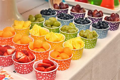fruit cups vintagevelvets food diy fruit cups
