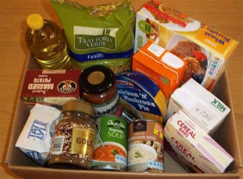 Our Of Grace Food Pantry by Donating Food