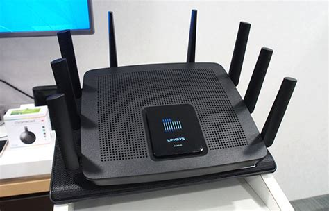 Ori Linksys Ea9500 Ea 9500 Max Ac5400 Mu Mimo Gigabit Router linksys launches new flagship tri band ea9500 max ac5400 mu mimo router updated