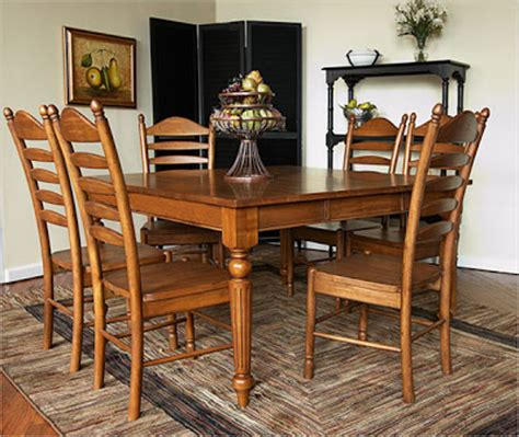 home decor country provincial dining sets