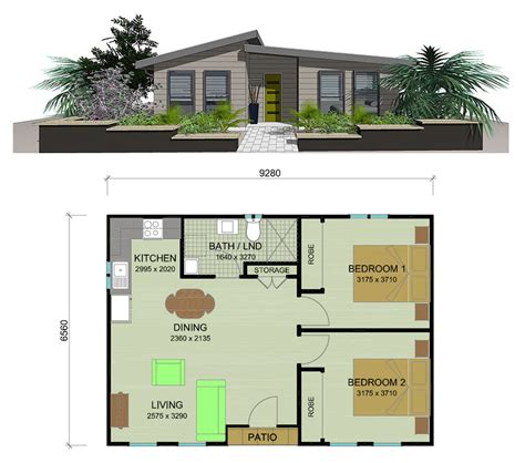Modern Cabin Floor Plans by Trenz Granny Flat Plans Newcastle Hunter Valley Lake Macquarie