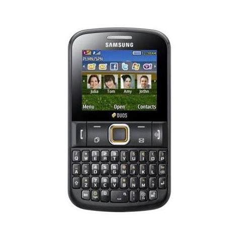 samsung chat mobile samsung chat 222 mobile phones