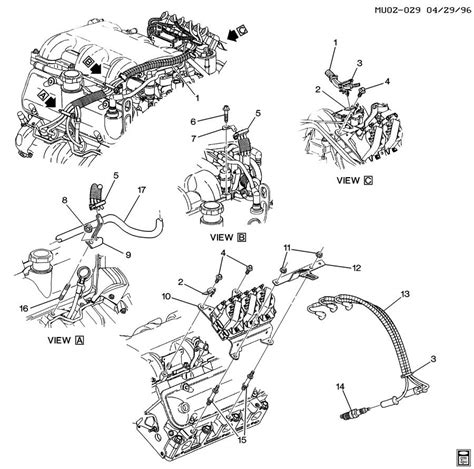 chevy venture engine wiring diagram wiring library