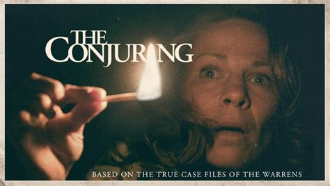 film horror conjuring 60 second sci fi fantasy film reviews the conjuring