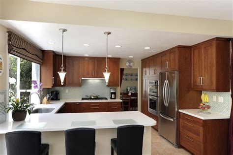 Kitchen Designs Houzz Small U Shaped Kitchen Design Ideas Remodel Pictures Houzz Spectraair