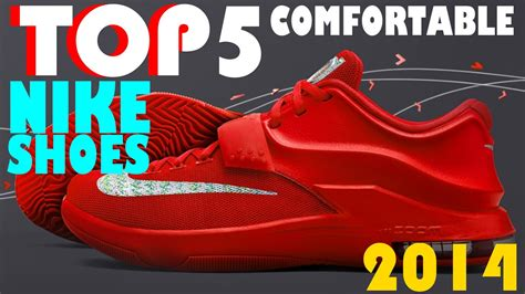 most comfortable basketball shoes top 5 comfortable nike basketball shoes of 2014