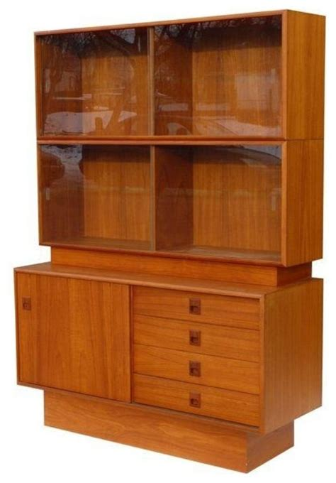 modern buffet and hutch modern teak buffet hutch modern buffets and sideboards