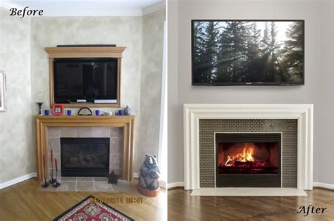 Fireplace Before & After Transformations: From Our Design
