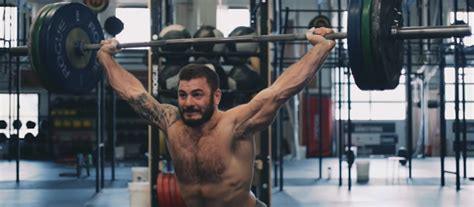 Crossfit Mat by New Documentary A Day In The Of Mat Fraser The