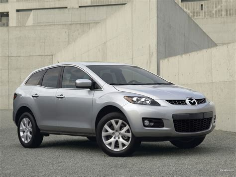 mazda cx 7 1024 x 768 wallpaper
