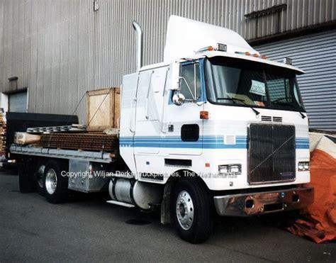 white volvo truck volvo white gmc coe antwerp belgium trucks