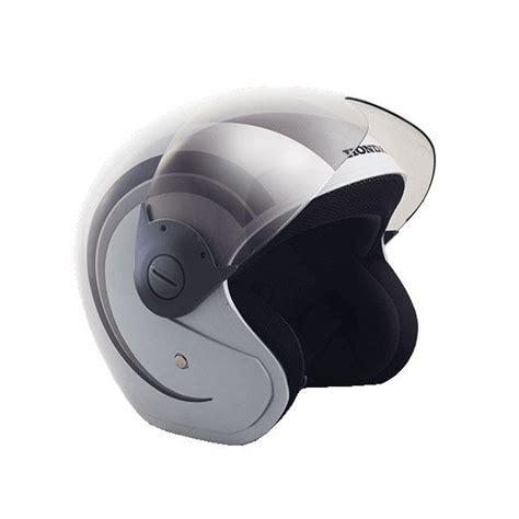 Helm Scoopy Helmet Resmi Honda Scoopy Grey Honda Cengkareng