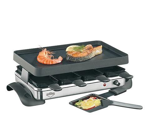 www kuechenprofi de raclette quot exclusive quot mit grill steinplatte raclette
