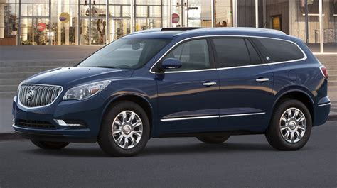2016 buick enclave review cargurus