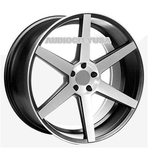 22 inch concave wheels for lexus 22 quot staggered sothis wheels z84 black machined concave