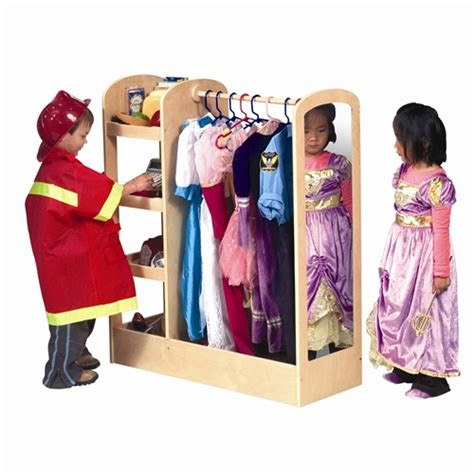 Toddler Dress Up Wardrobe by A Kid Place Furniture Toys And Essentials For Of