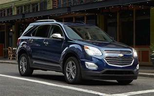 Chevrolet Equinox Competitors Comparison Chevrolet Equinox Premier 2017 Vs Mazda