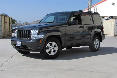 Jeep Liberty 2011 2010 2011 And 2012 Jeep Liberty Models With 3 7l Engine