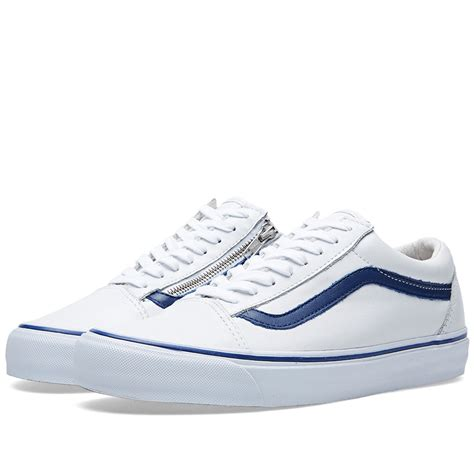 Zipper Vans vans skool zip lx the awesomer