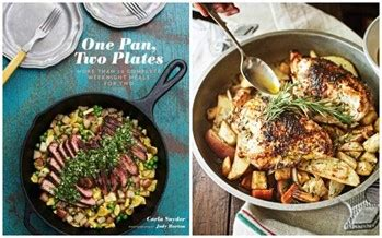 Pdf One Pan Two Plates Weeknight by Featured Cookbooks Recipes Eat Your Books