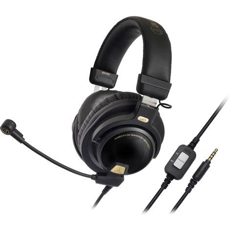Audio Technica Ath S100is 1 audio technica consumer ath pg1 premium gaming headset ath pg1