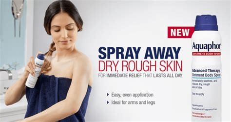 Dr Oz Giveaways - dr oz giveaway win a free can of new aquaphor ointment body spray